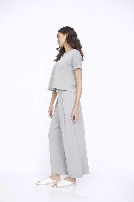 Corinne Collection Maddie T Shirt - Stone