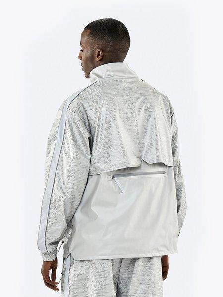 Unisex Rains LTD Track Jacket - Dripping Silver