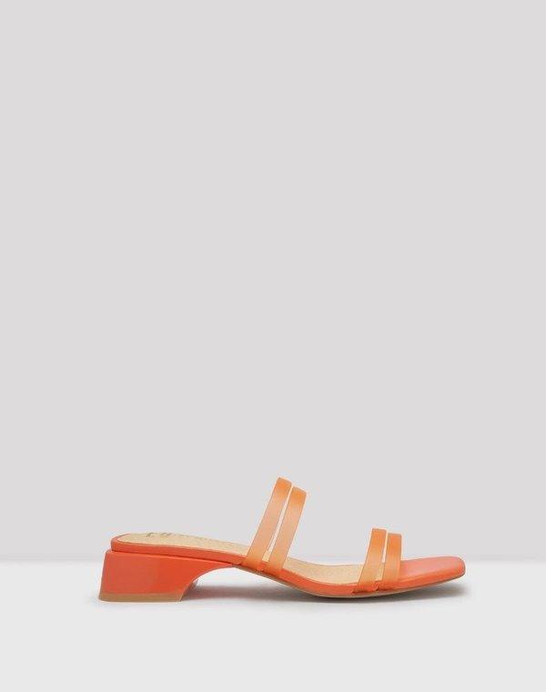 Miista Hamuera Sandal - Orange Fluro
