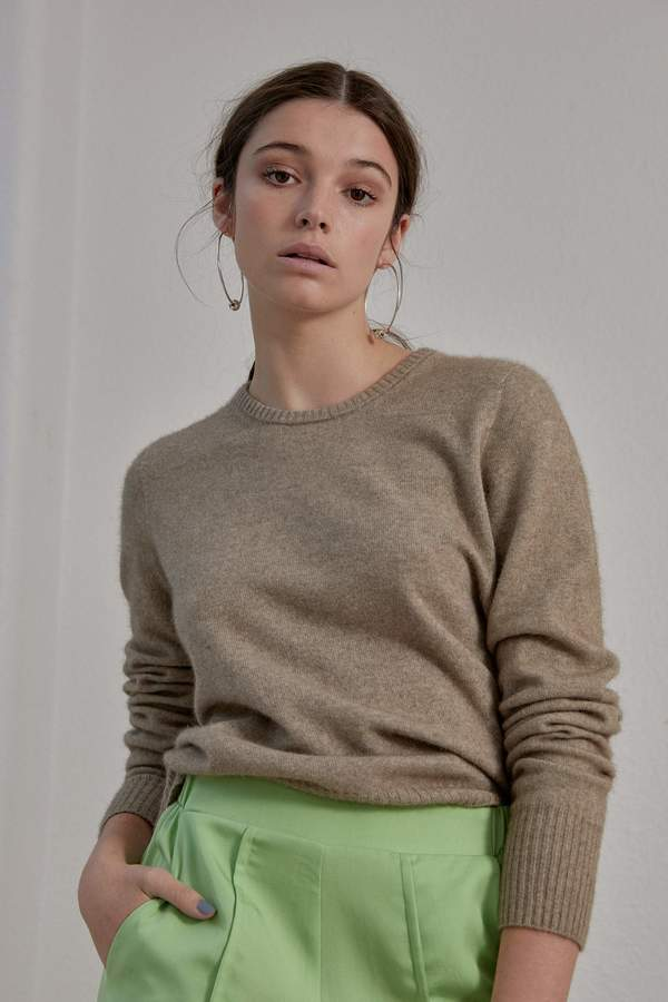 OVNA OVICH Eleanor Pant - Lime Sorbet
