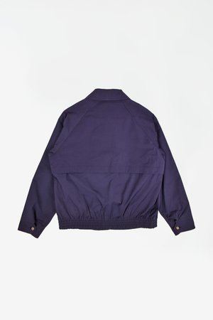 A Vontade Drizzler jacket - navy