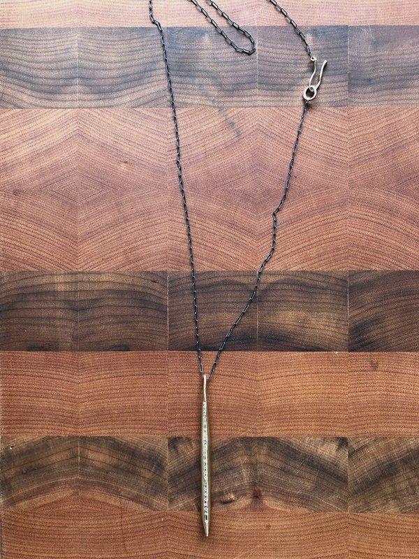 julie cohn spear pendant