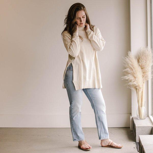 Kowtow Gallery Sweater