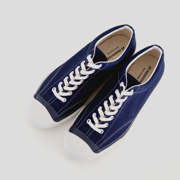 Moonstar Gym Court Shoes - Navy