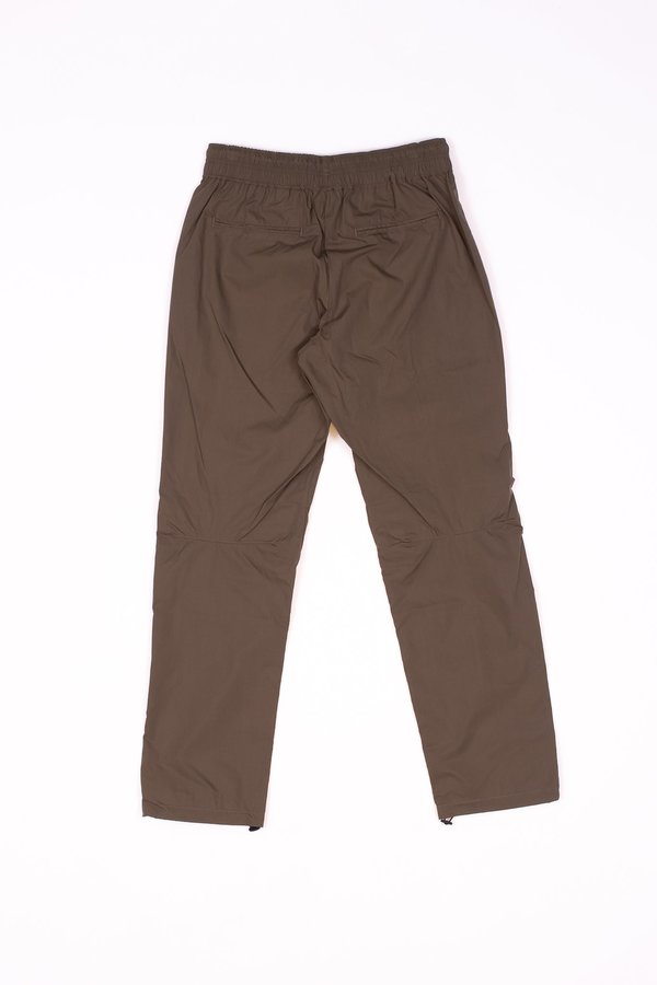 John Elliott Himalayan Pants in Cotton - Olive