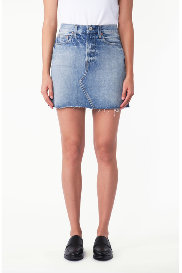 Trave Leigh Mini Skirt - Under Pressure