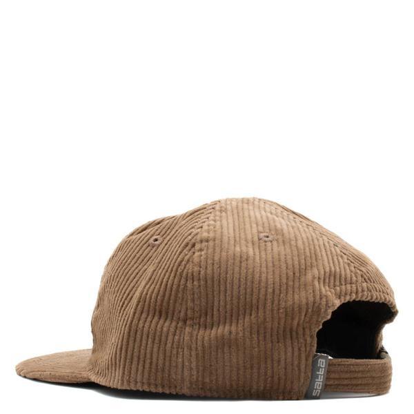 Satta Cord Cap - Camel