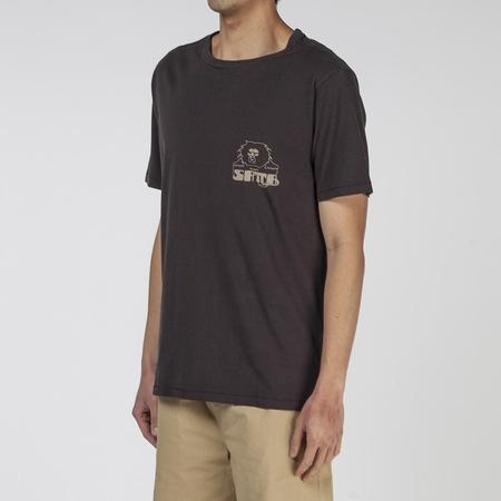 Satta Light Of Satta T-shirt - Washed Black