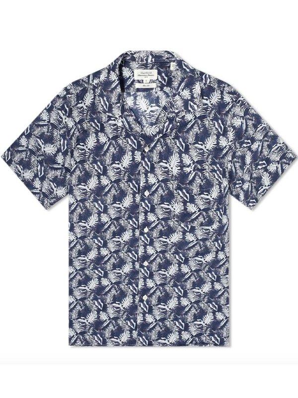 Hartford Slam Shirt - Navy