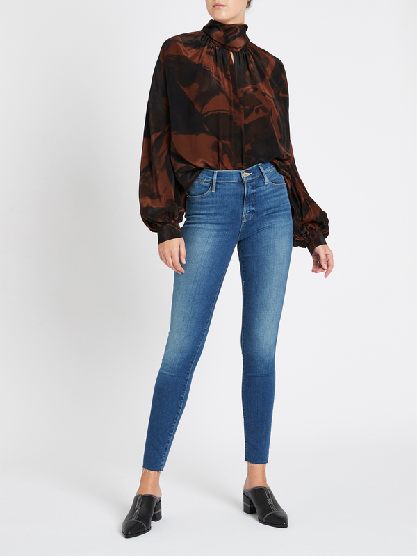 Camilla and Marc Rowe Top - Black