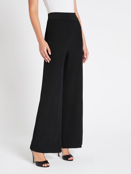 Camilla and Marc Blair Knit Pant - Black