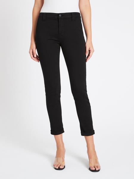J Brand Paz Slim Taper Pant - Black