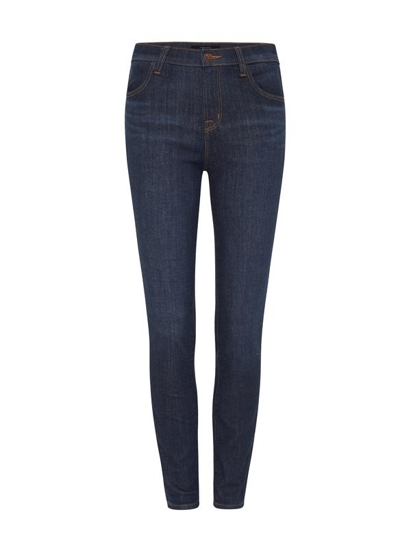 J Brand Maria High Rise Skinny Jean - Dark Denim