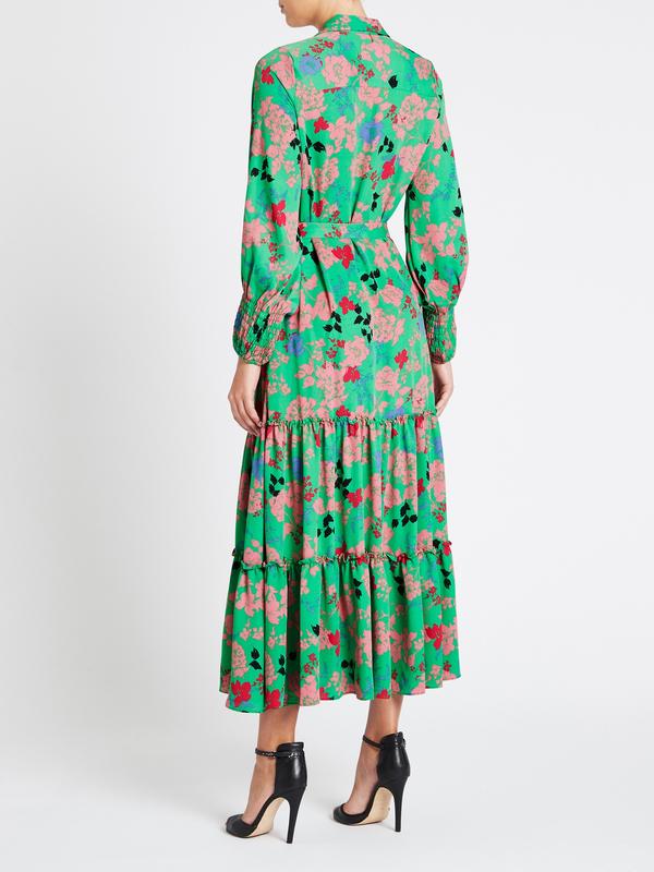 Misa Los Angeles Esmee Dress - Green