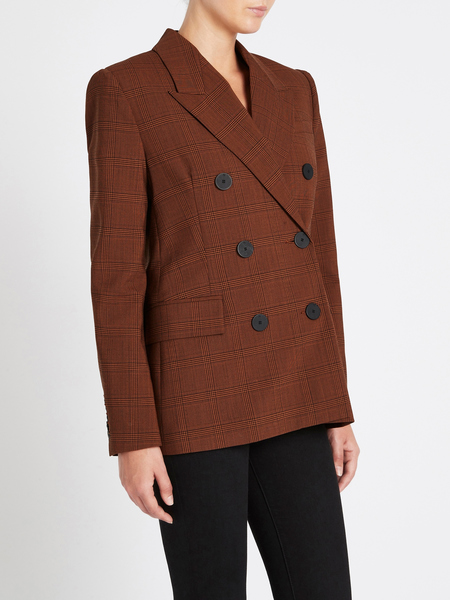 Camilla and Marc Arwen Jacket - Red