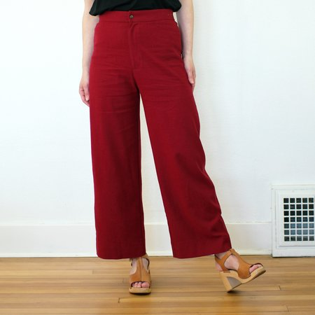 Dagg & Stacey Cranston Pant - Rosewood