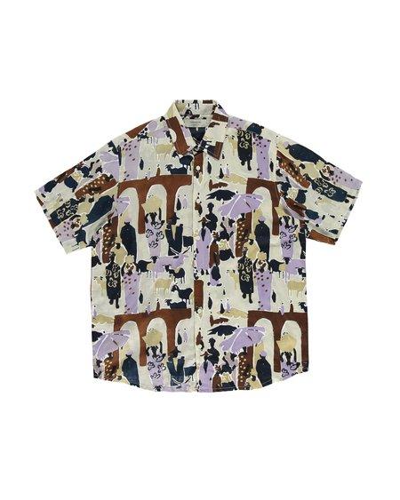 Thinking MU Camisa Market Pristine Tom Shirt