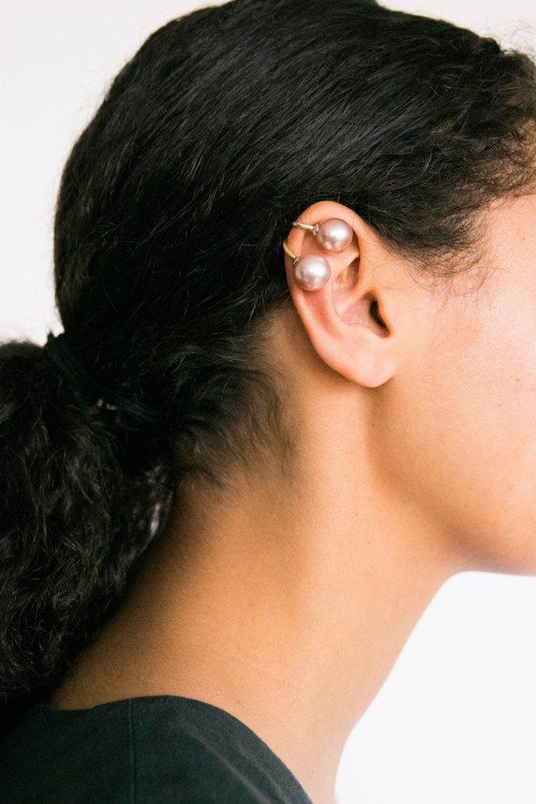 Shikama Oyster Ear Cuff