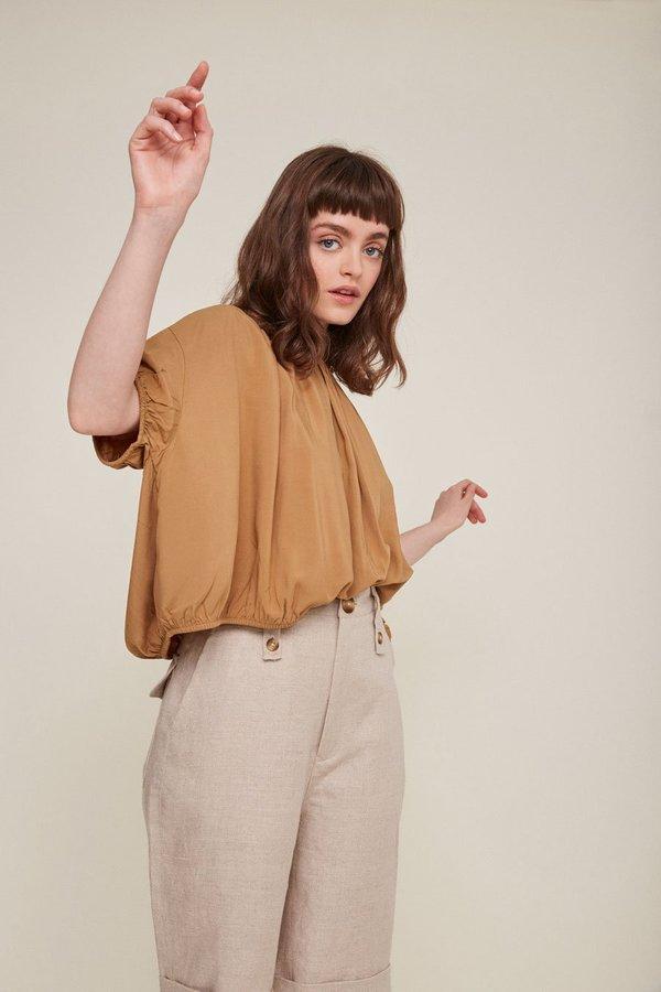 Rita Row Beata Shirt - Latte