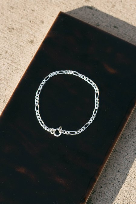 I Am That Shop Wolf Circus Mila Bracelet - Sterling Silver