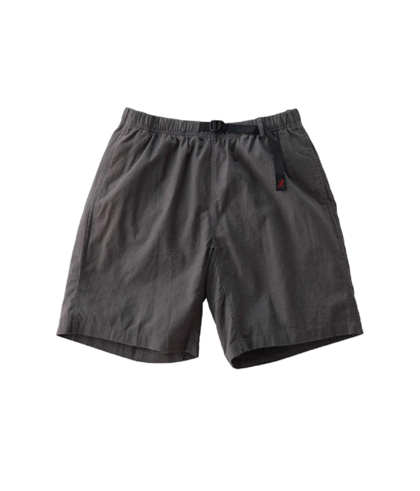 Gramicci Linen Cotton G Shorts - Charcoal