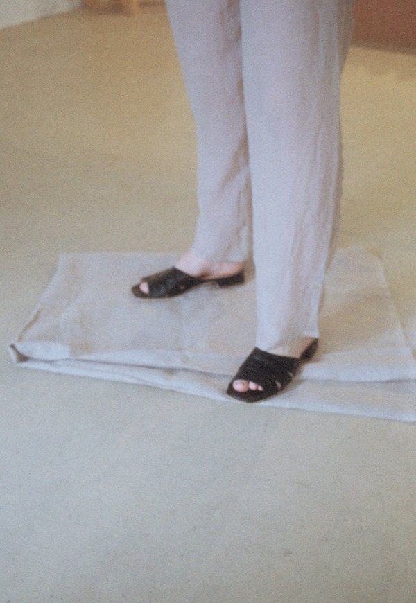 About Arianne Sybille Croc Effect Sandals
