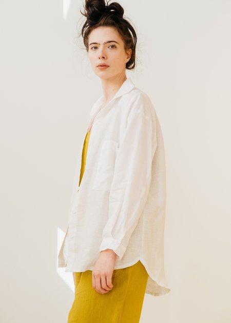 Bauh Designs Lydie Shirt - white