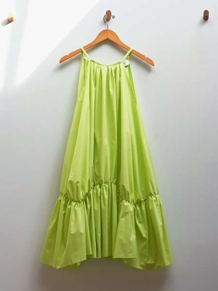 Elaine Hersby Olena Dress - Green