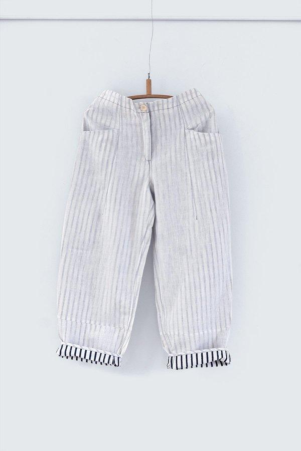 Karu Apprentice Suit Jacket - Handloom Linen