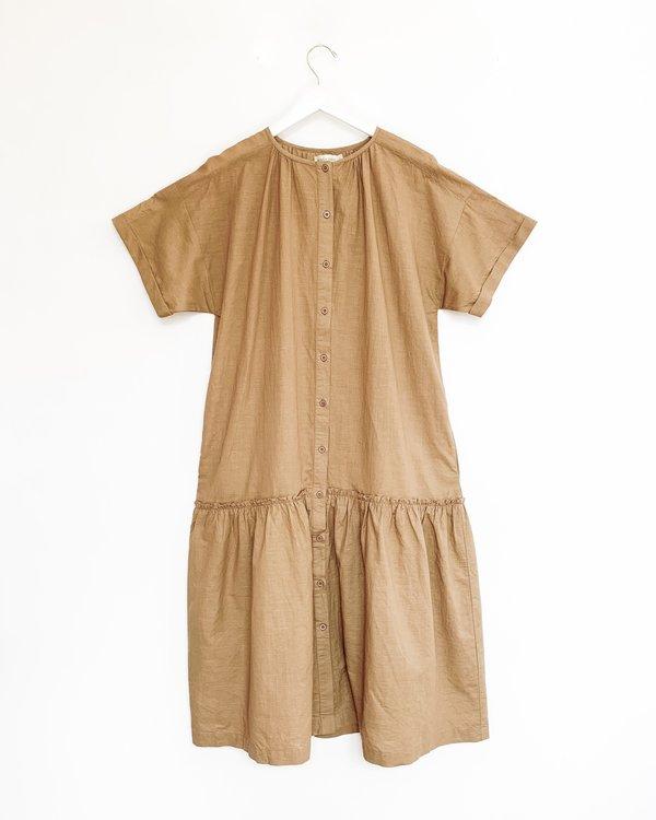 Micaela Greg Cleo Dress - Golden