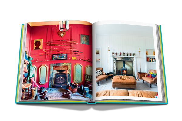 """Assouline """"Chic Stays"""" by Assouline Book"""