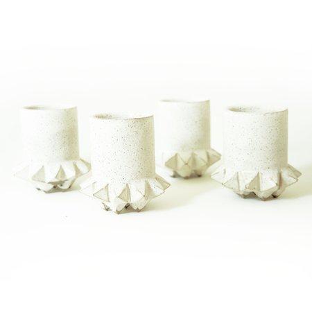 LGS Studio Studded Cup - Oatmeal