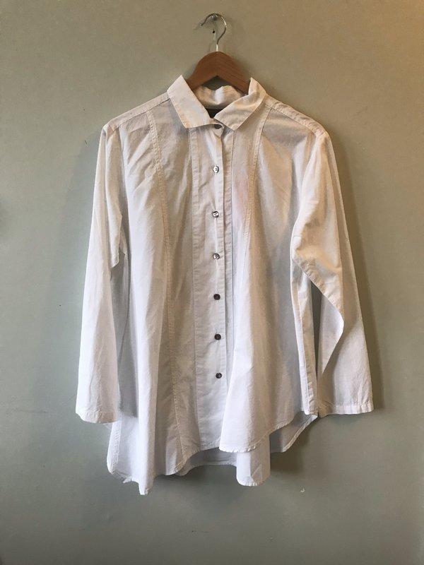Eleven Stitch Wendy Shirt - chalk