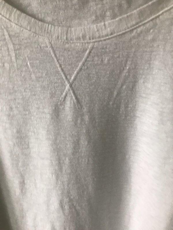 cut-loose Cut Loose 3/4-Sleeve Boxy Top