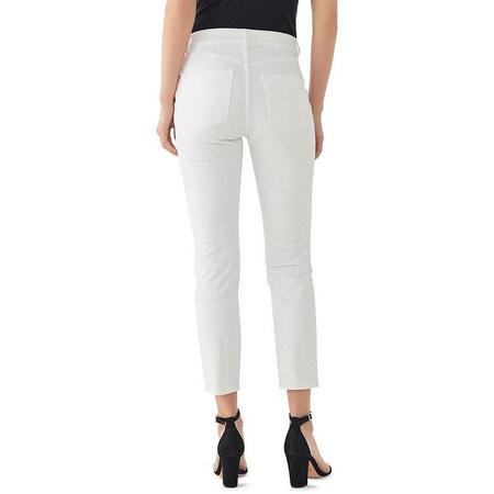 DL 1961 Farrow Cropped Vintage High Rise Skinny Jean Bennington
