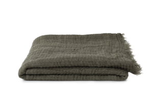 Salte Simple Linen Throw