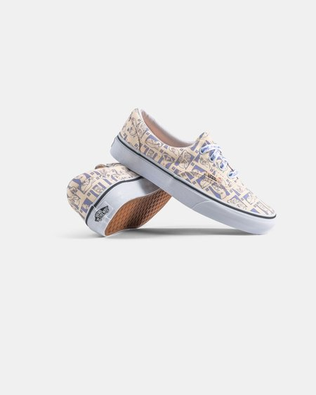 VANS Era Breast Cancer Awareness Sneaker - off white