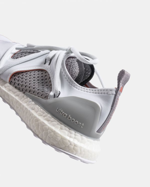 Adidas Ultraboost TS Trainer - grey/stone/red
