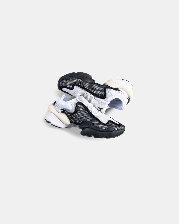 Adidas Y 3 Ren II Trainer - Black/White/Black