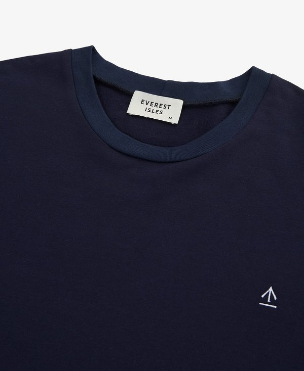 Everest Isles Summer Sweatshirt - Midnight Navy