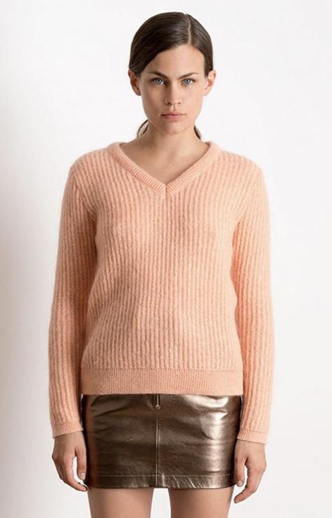 Valentine Gauthier Blush Sweater