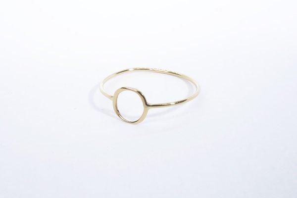 Talisman Shape Ring