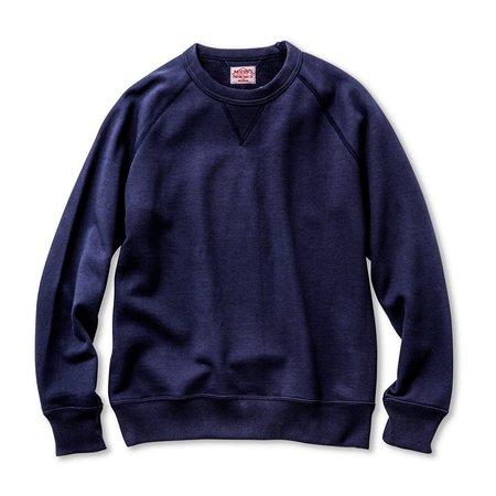 The Real McCoy's Joe McCoy Sweatshirt - Navy