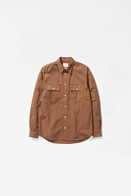 Norse Projects Villads light twill - duck