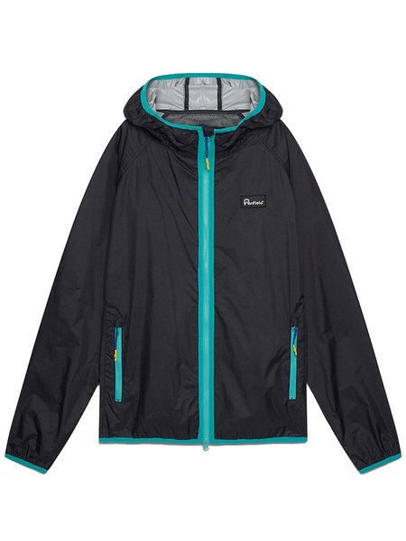 Penfield Bonfield Packaway Jacket - Black