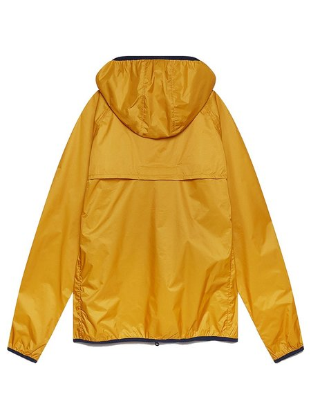 Penfield Bonfield Packaway Jacket - Yellow