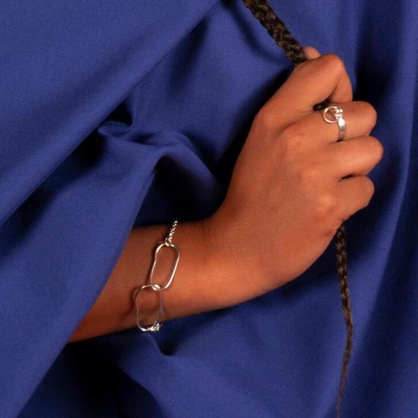 Body Double DS Linked Bracelet
