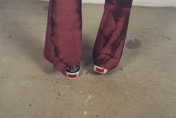 article nº sneaker