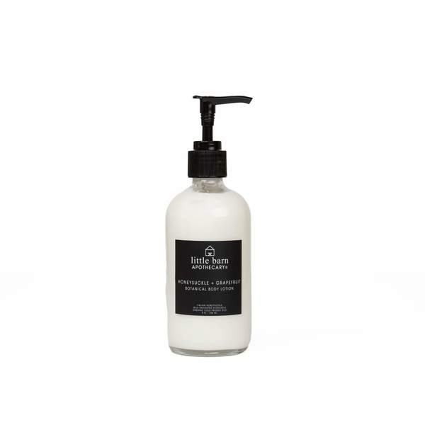 Little Barn Apothecary Honeysuckle and Grapefruit Body Lotion