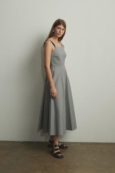 Mina Kind Dress - Check Cotton